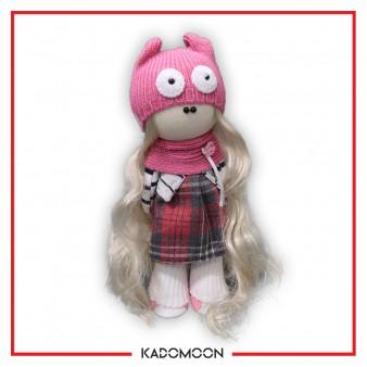 عروسک روسی  صورتی خانم