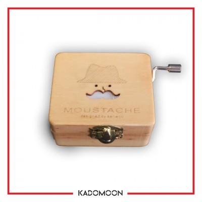 جعبه موزیکال هندلی مدل سیبیل