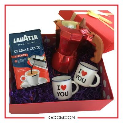 پک هدیه موکاپات و قهوه کد02